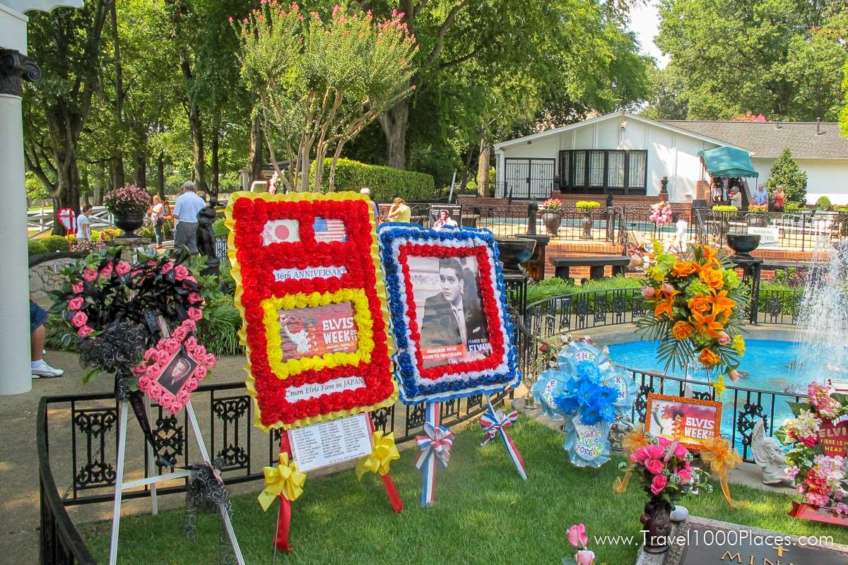 Elvis Week at Graceland, Memphis, Tennessee