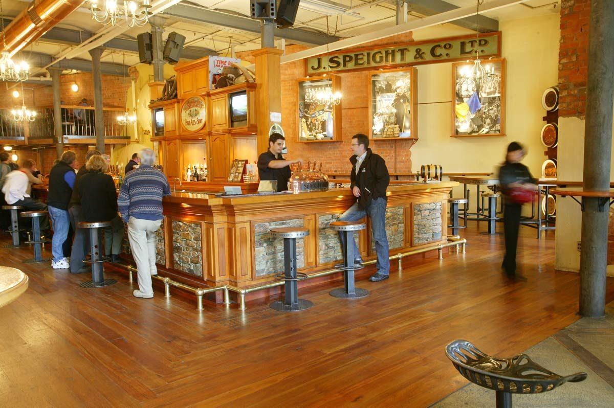Speights Ale House, Dunedin, New Zealand (photo: Tourism Dunedin)