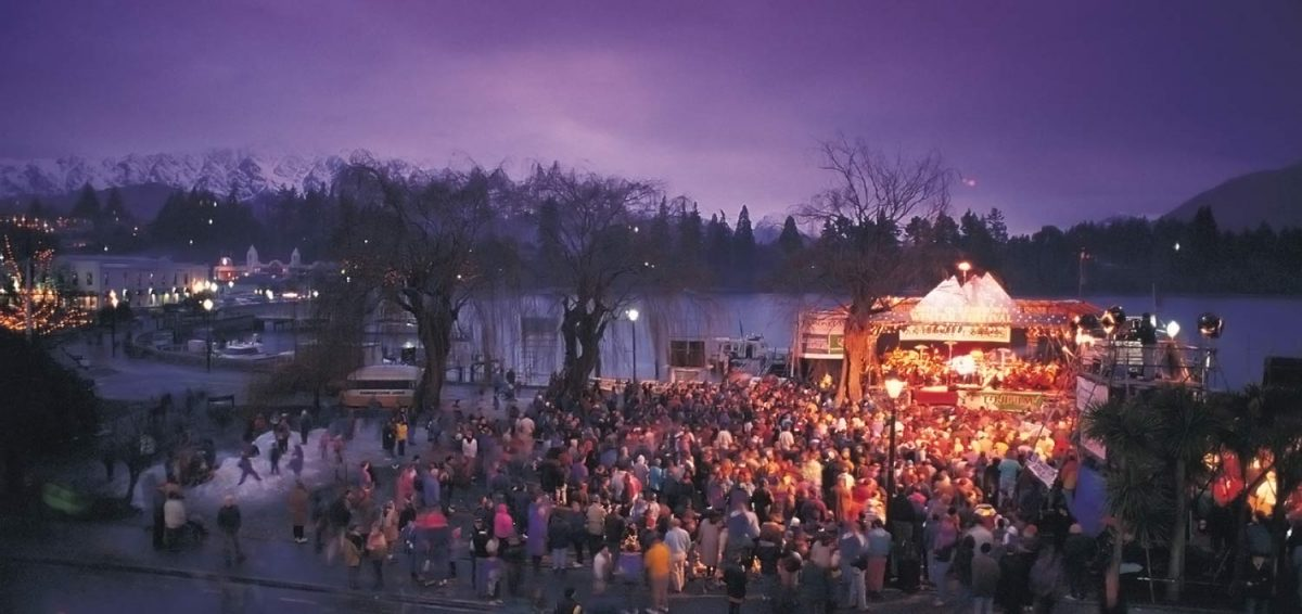Queenstown Winter Festival (photo: Destination Queenstown)