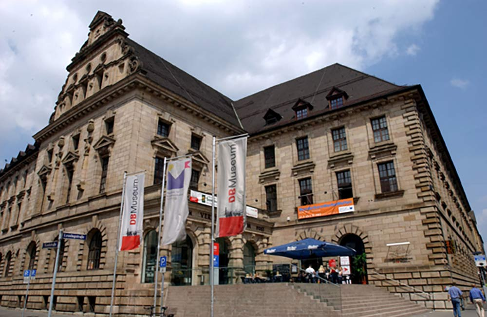 DB Museum Nuremberg (photo: City of Nuremberg / Stadt Nürnberg)