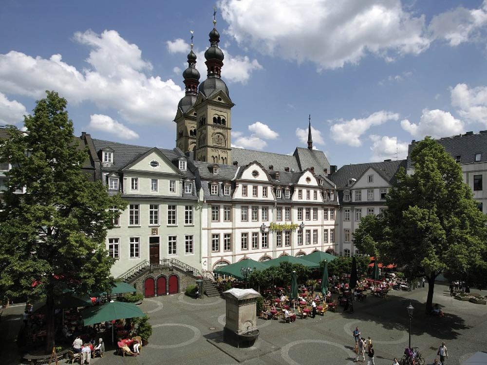 Am Plan, Koblenz (photo: Koblenz Touristik)