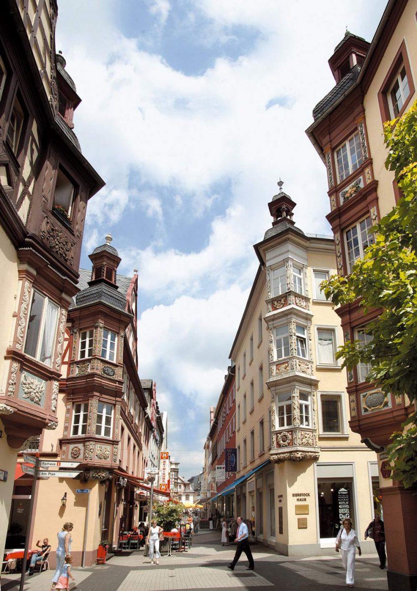 Vier Türme, Koblenz, Germany (photo: Koblenz Touristik)
