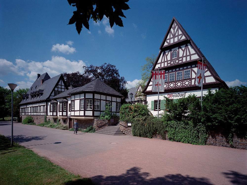 Weindorf Koblenz, Germany (photo: Koblenz Touristik)
