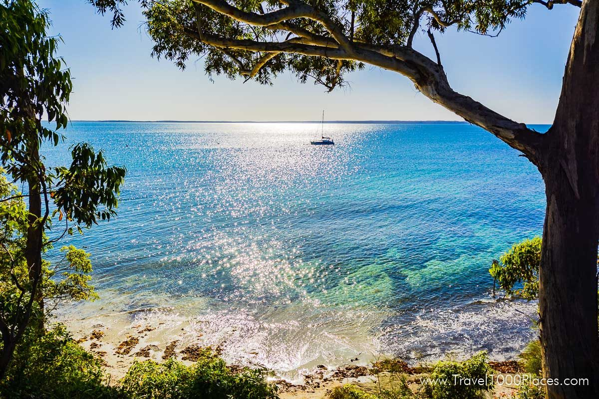 Bay View, Huskisson, Jervis Bay, NSW, Australia