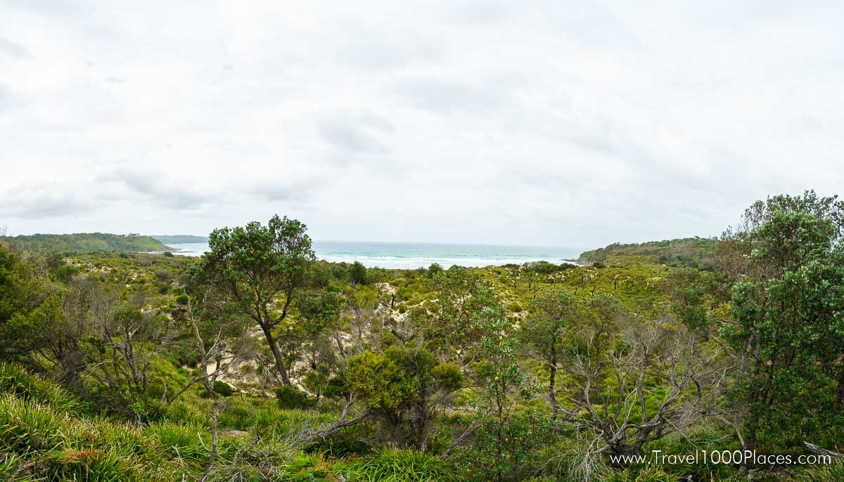 Booderee National Park, Jervis Bay, NSW, Australia