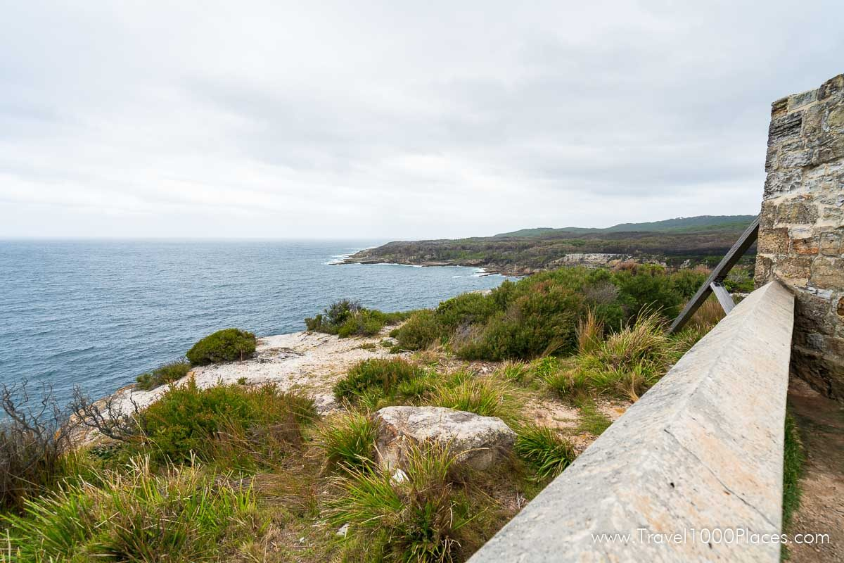 Cape St George Lighthouse, Booderee National Park, Jervis Bay, NSW, Australia