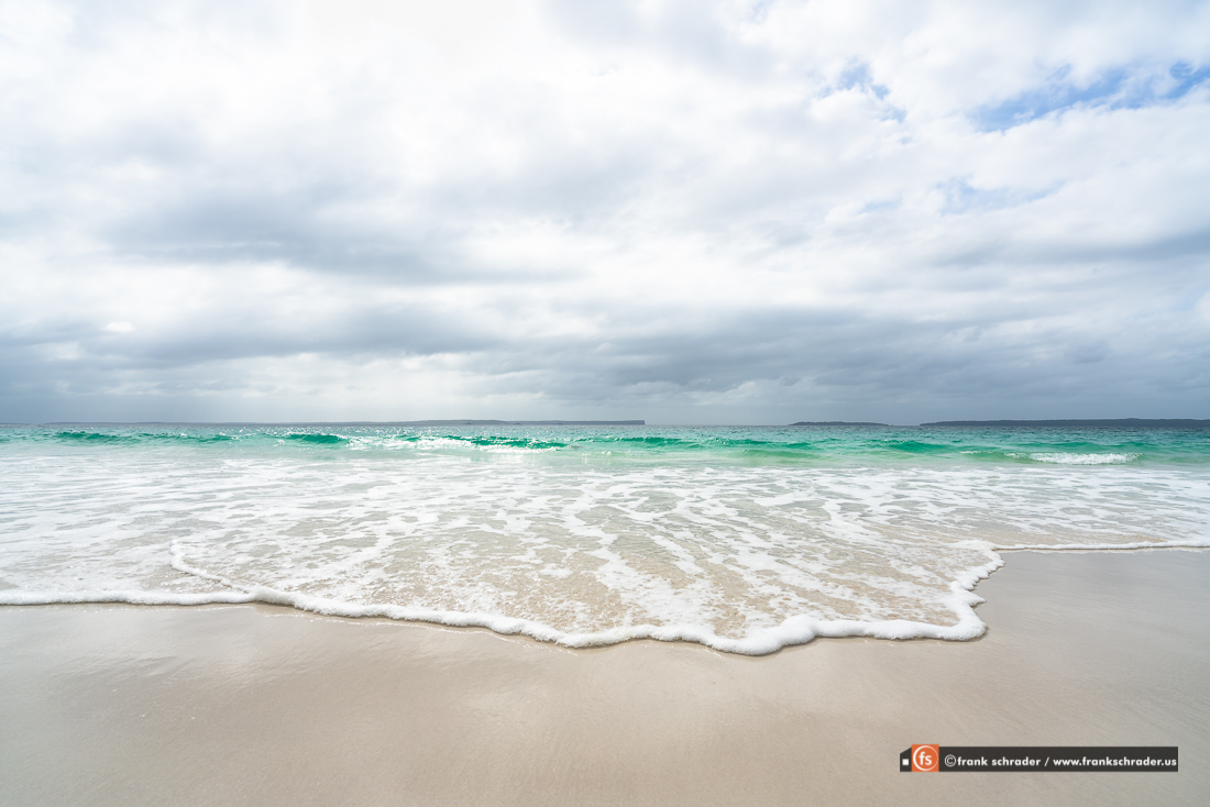Hyams Beach, Jervis Bay, NSW, Australia