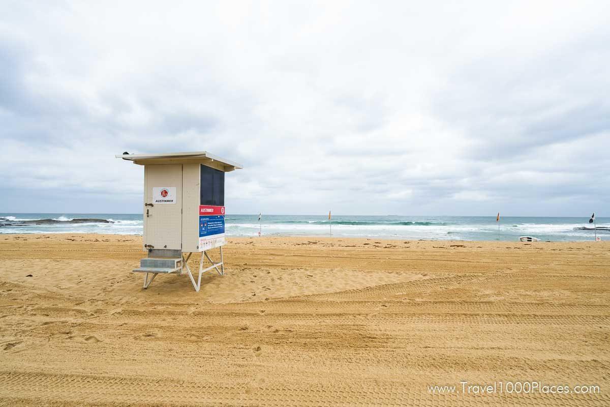 Beach - Austinmer, NSW, Australia