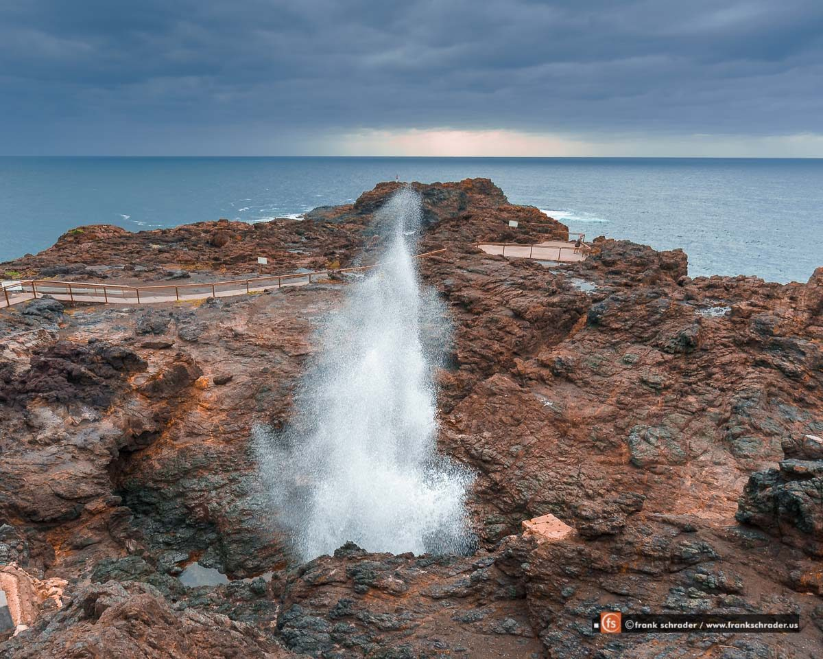 Kiama Blowhole, NSW, Australia (photo: www.frankschrader.us)