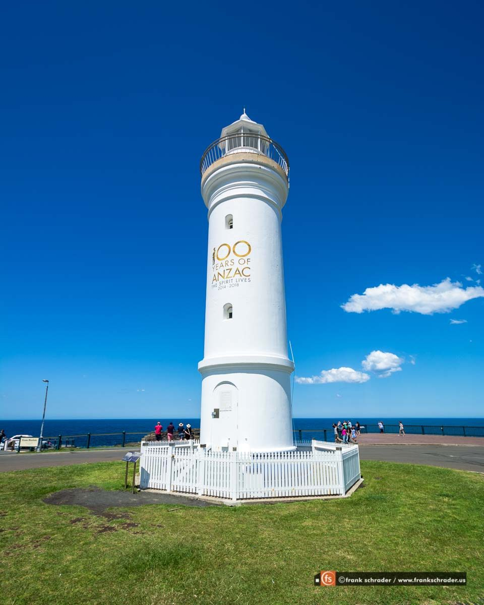 Kiama Lighthouse, NSW, Australia (photo: www.frankschrader.us)