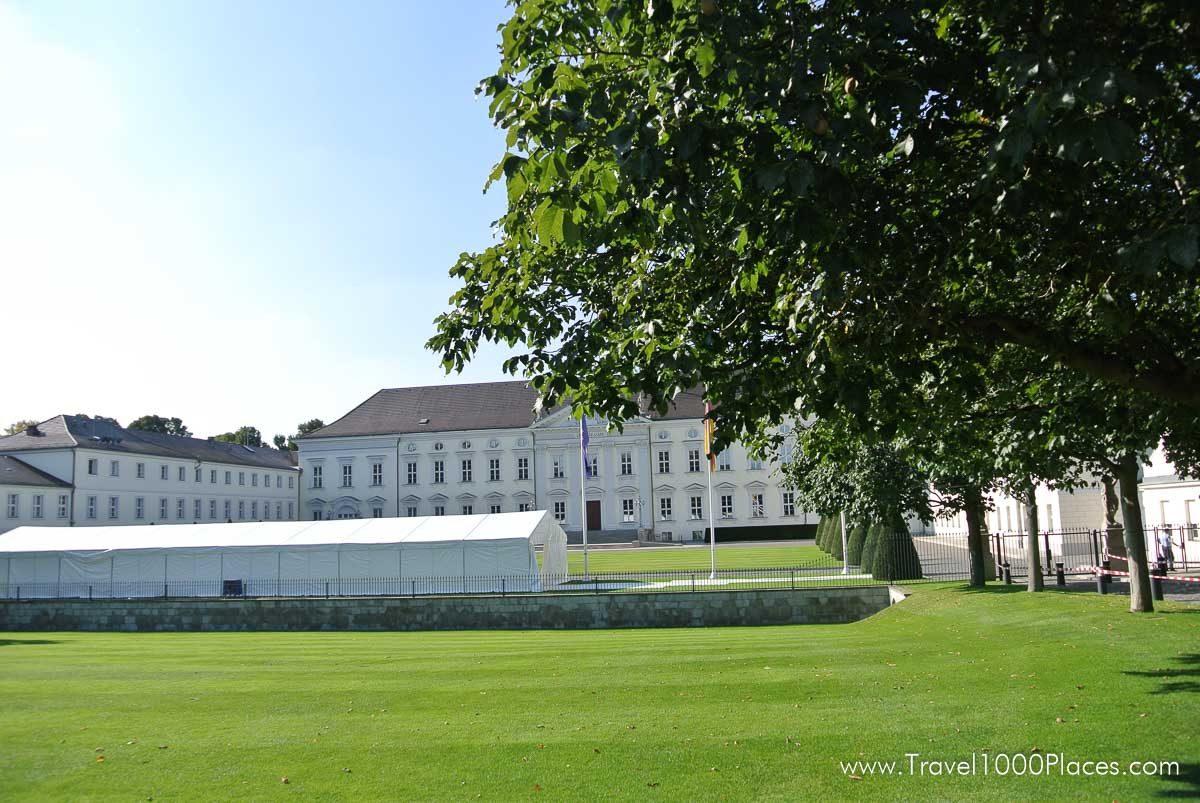 Schloss Bellevue, Berlin, Germany