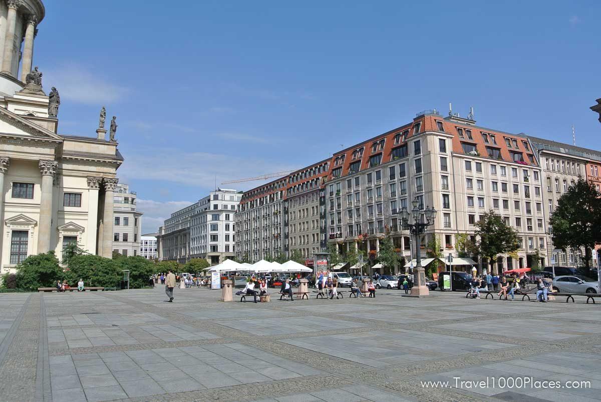 Gendarmenmarkt Berlin, Germany - the most beautiful square in Berlin