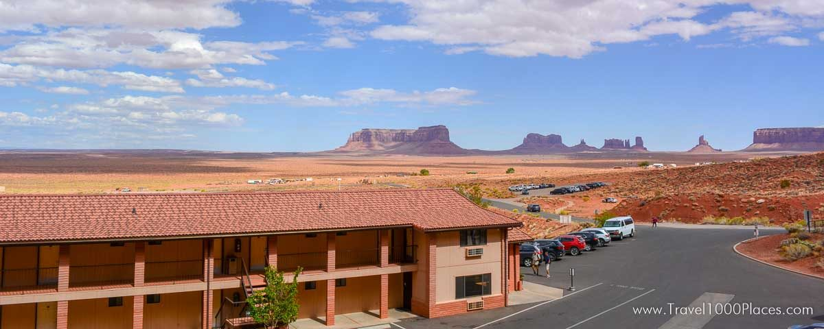 Goulding's Lodge in Monument Valley