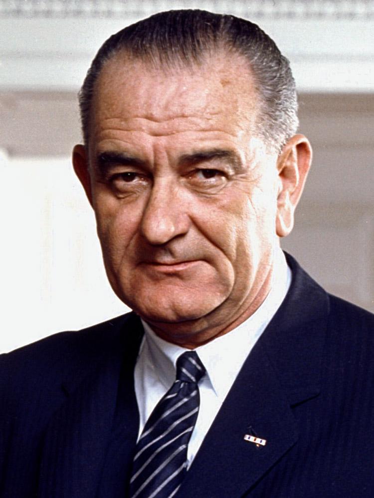 Lyndon Johnson, 36th president