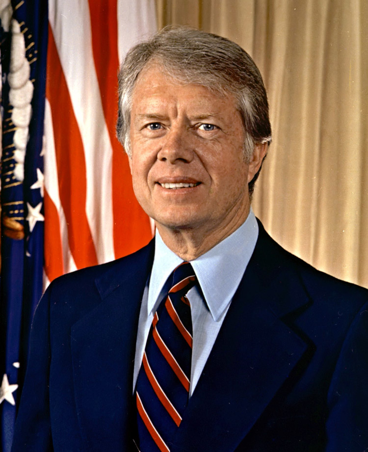 Jimmy Carter, 39th president