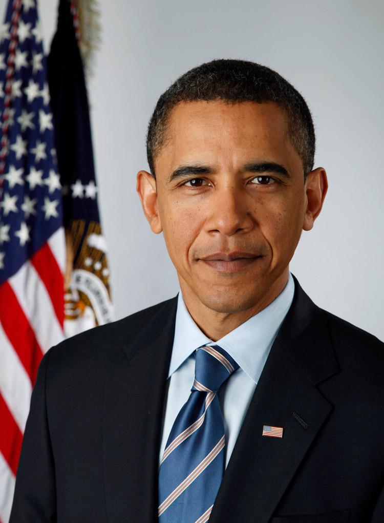 Barack Obama, 44th president