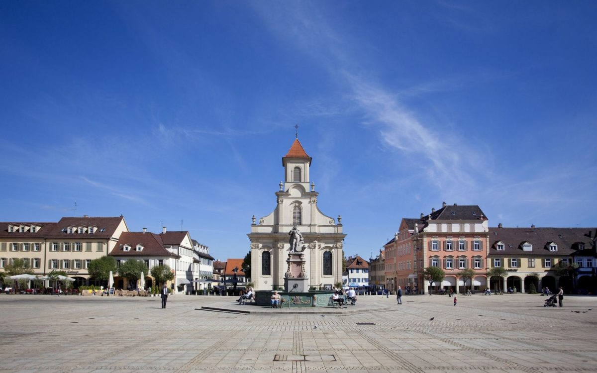 Ludwigsburg near Stuttgart, Germany [photo: Stuttgart Marketing GmbH]