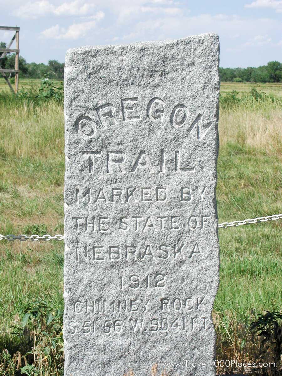 Oregon Trail, Nebraska, USA