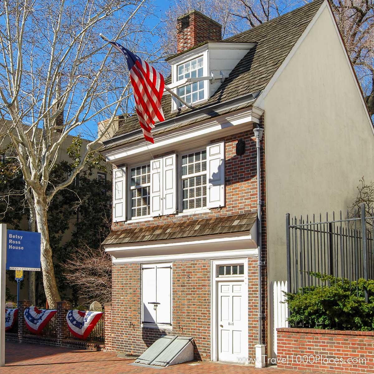 Philadelphia Betsy Ross House