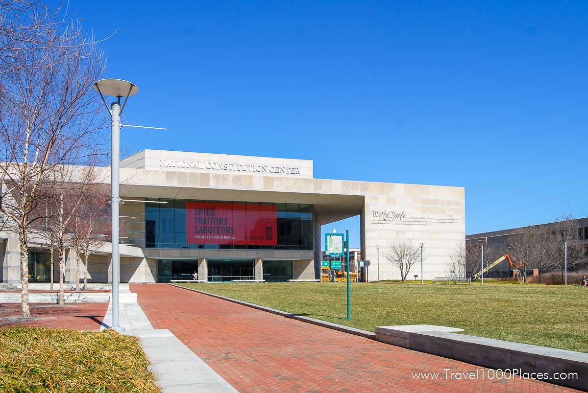 Philadelphia National Constitution Center