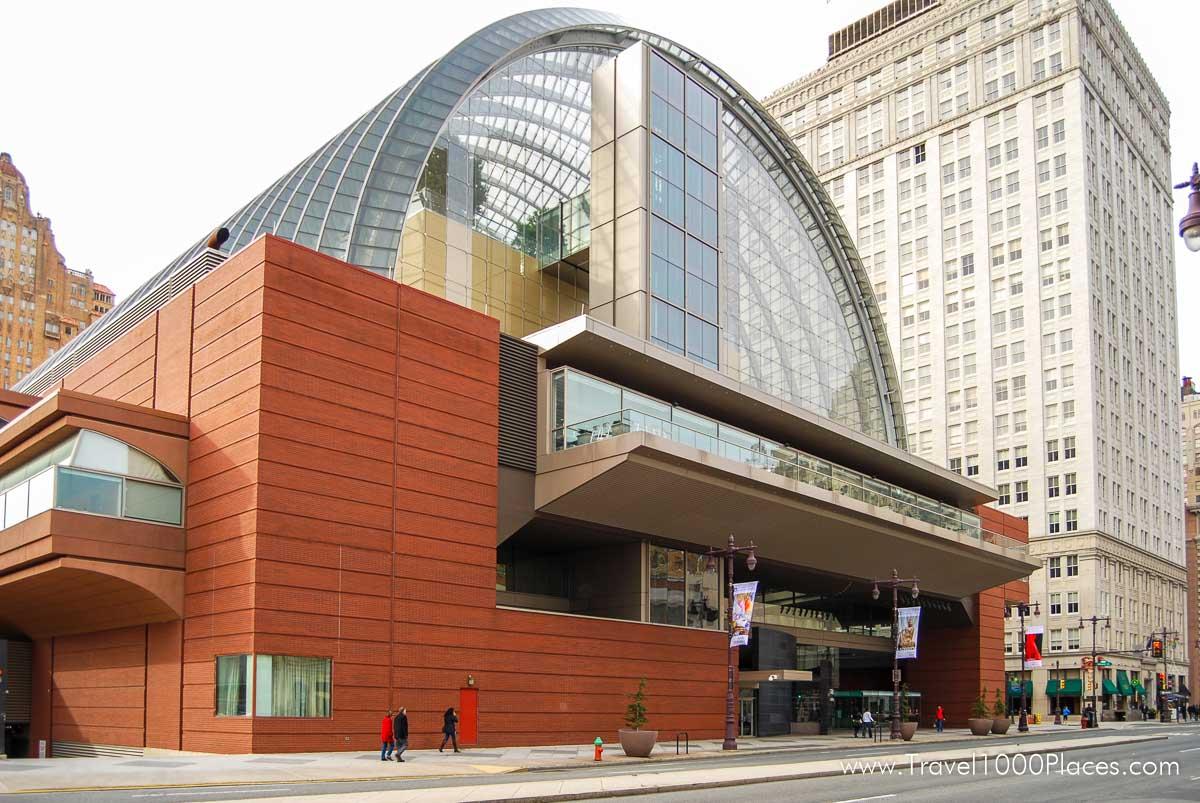 Philadelphia Kimmel Center
