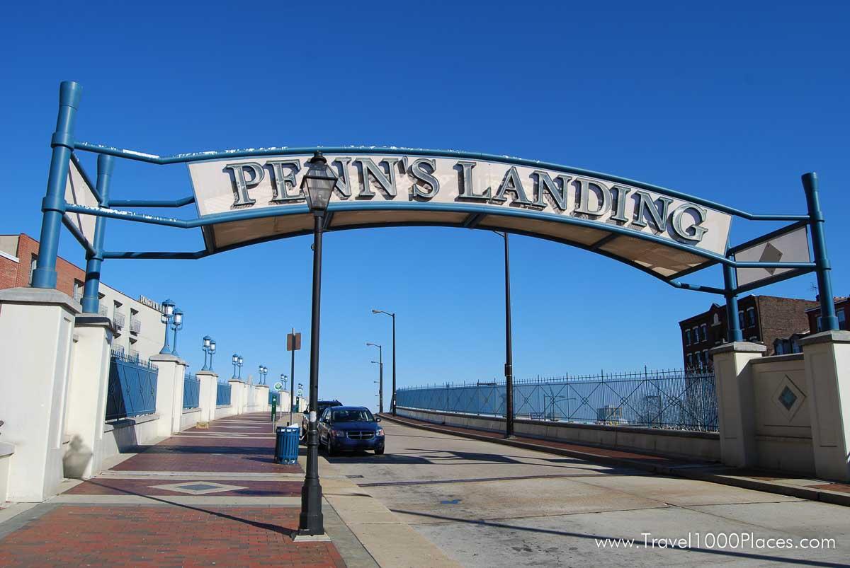 Philadelphia Penn's Landing