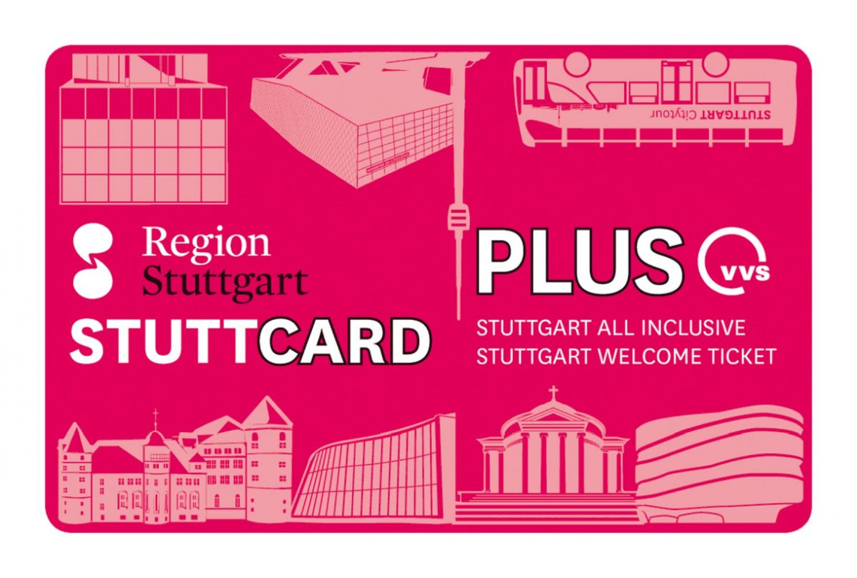 Stuttgart's StuttCard - discounts for attractions, sightseeing, and more