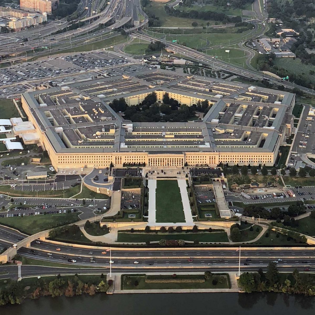 The Pentagon [photo: Touch Of Light / CC BY-SA (https://creativecommons.org/licenses/by-sa/4.0)]
