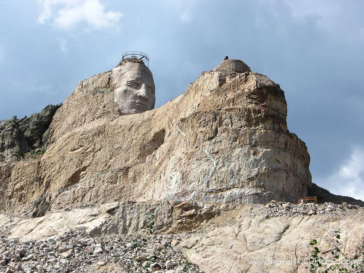 Crazy Horse - work in progress