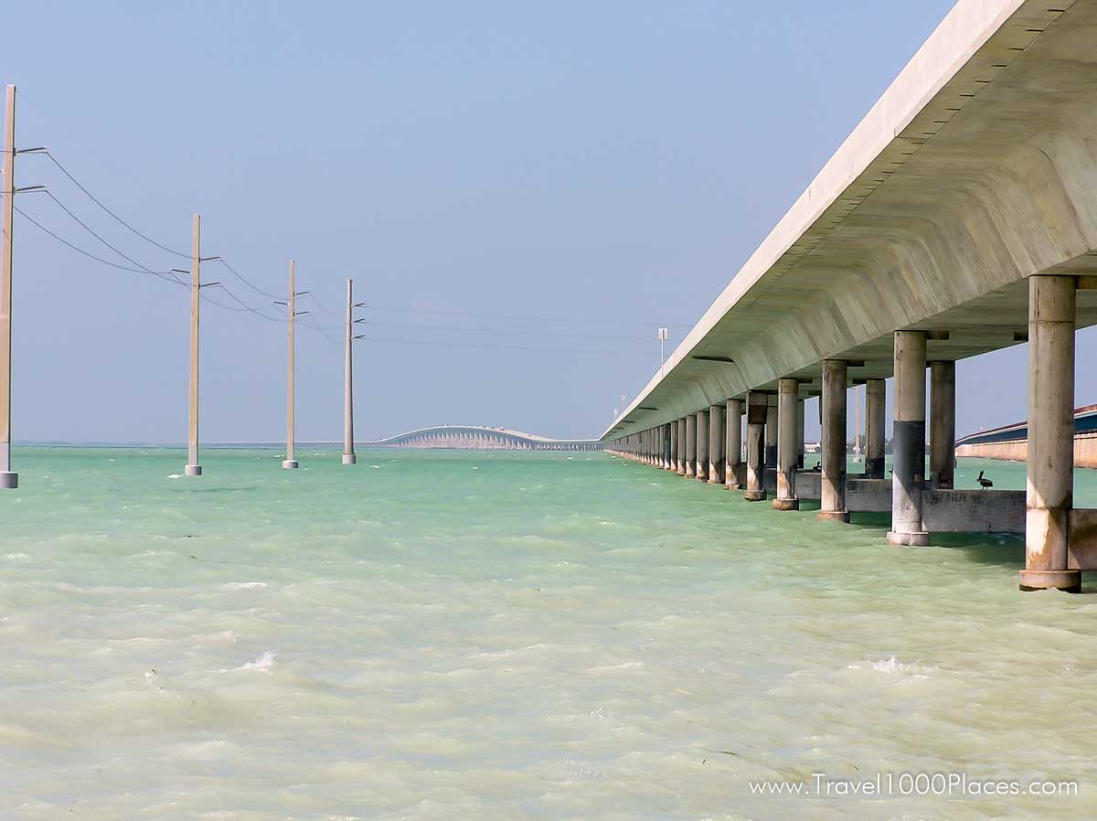 Seven Mile Bridge -- Florida Keys
