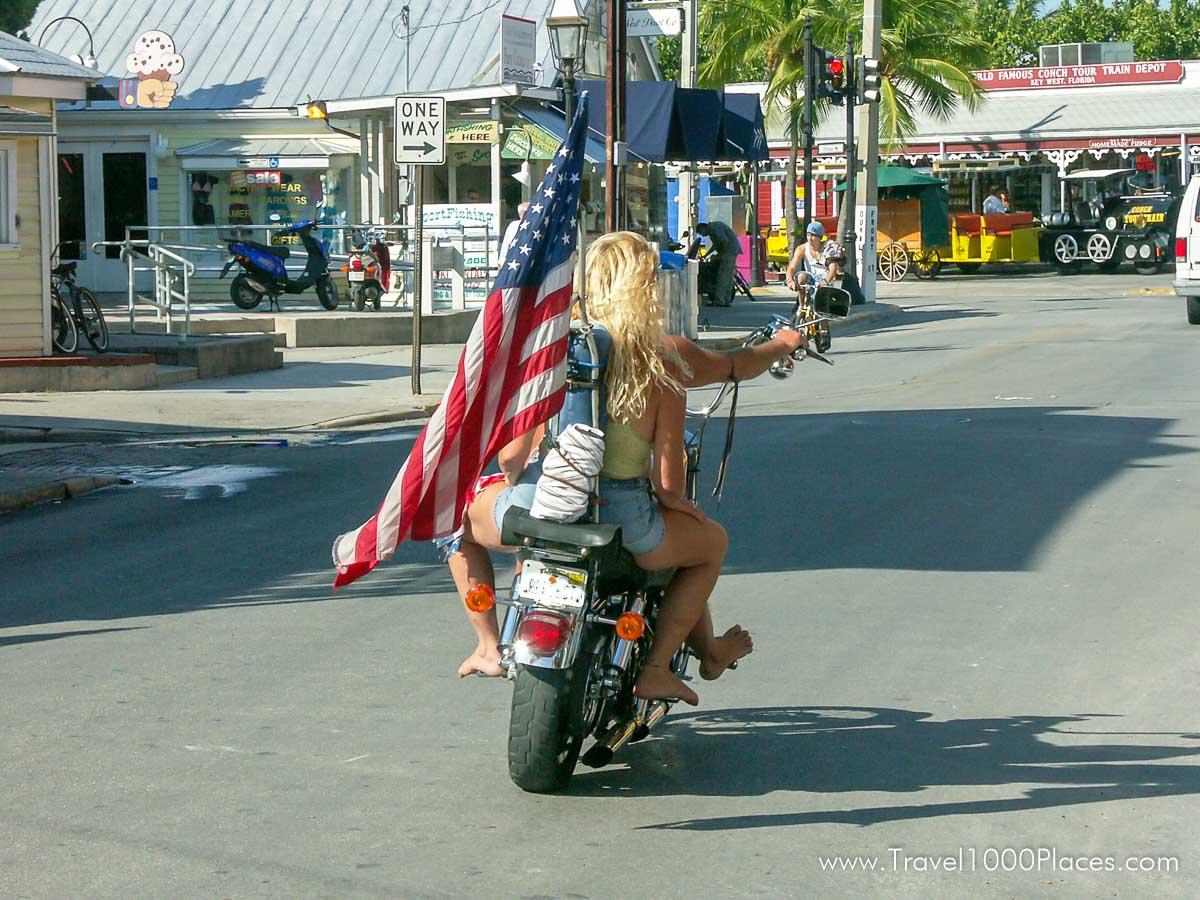 Key West Street Life