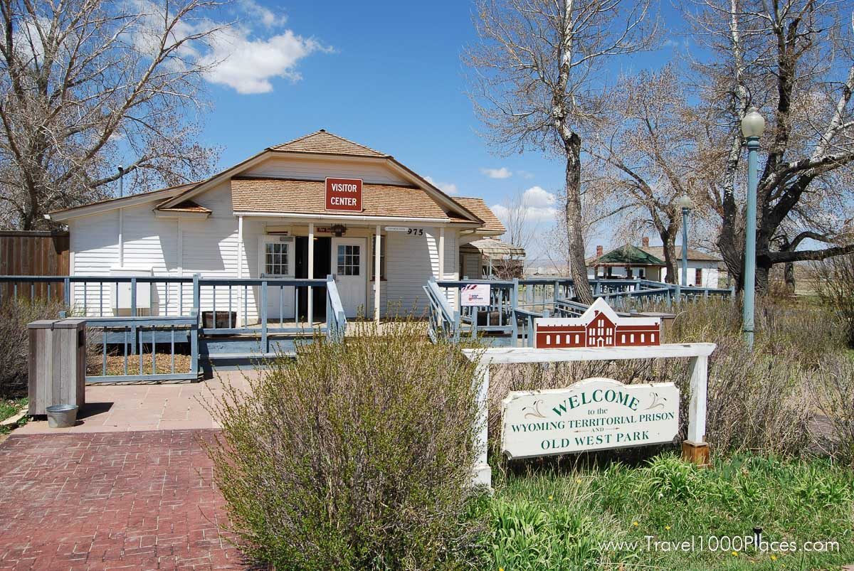 Wyoming Territorial Prison, Laramie, Wyoming, USA