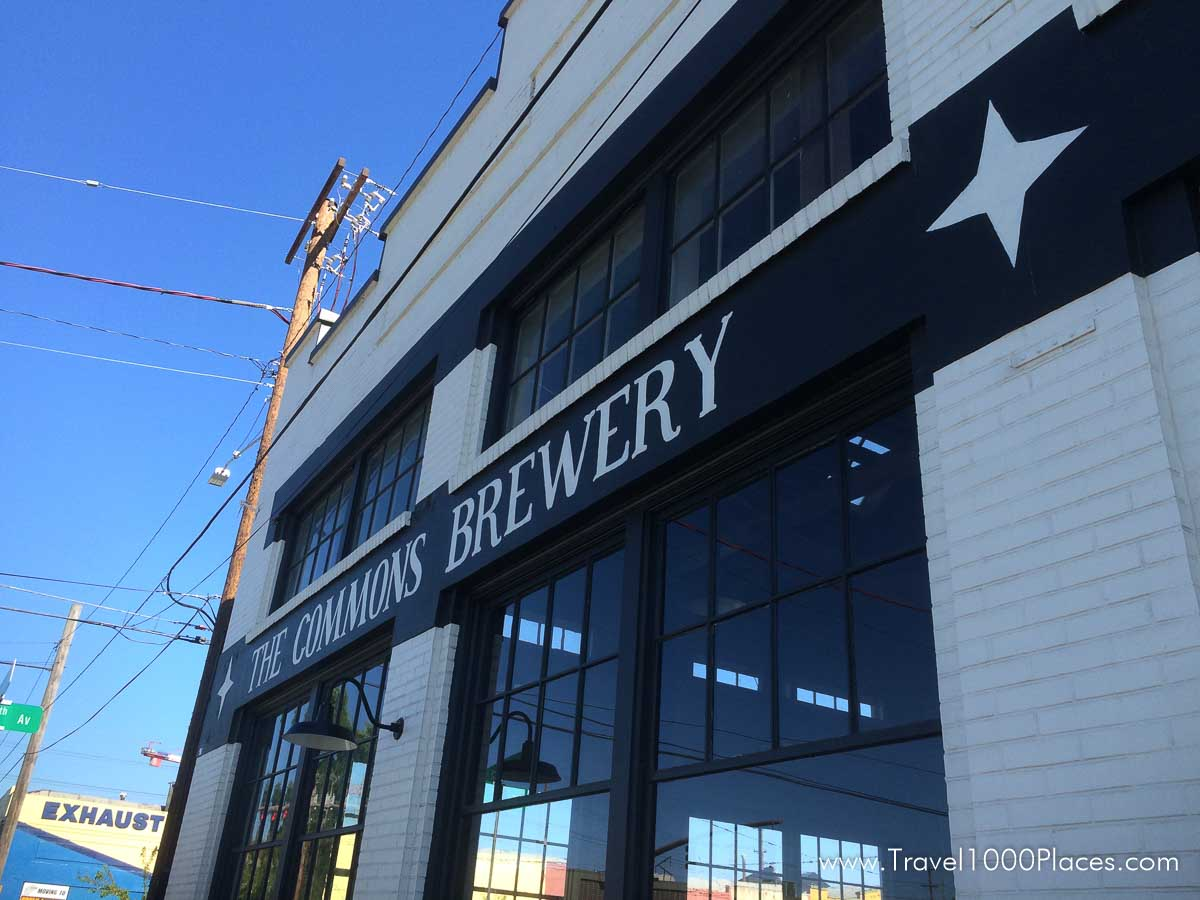 The Commons Brewery, Portland, Oregon