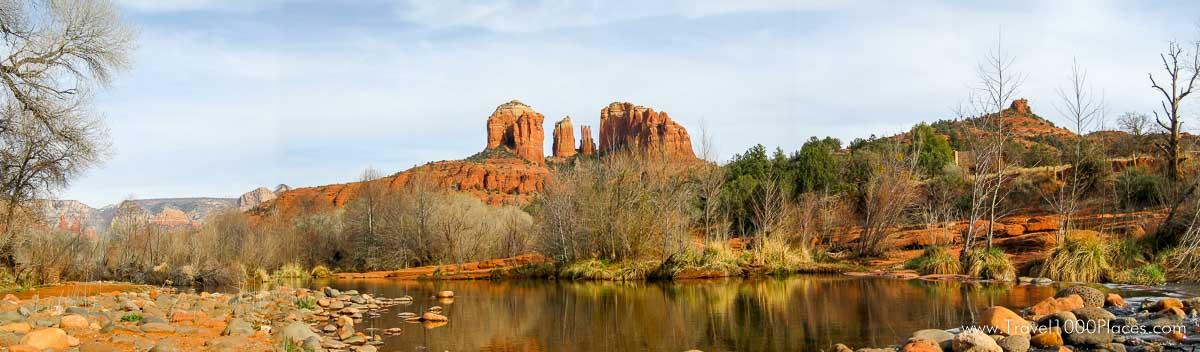 Cathedral Rock near Sedona, Arizona, USA