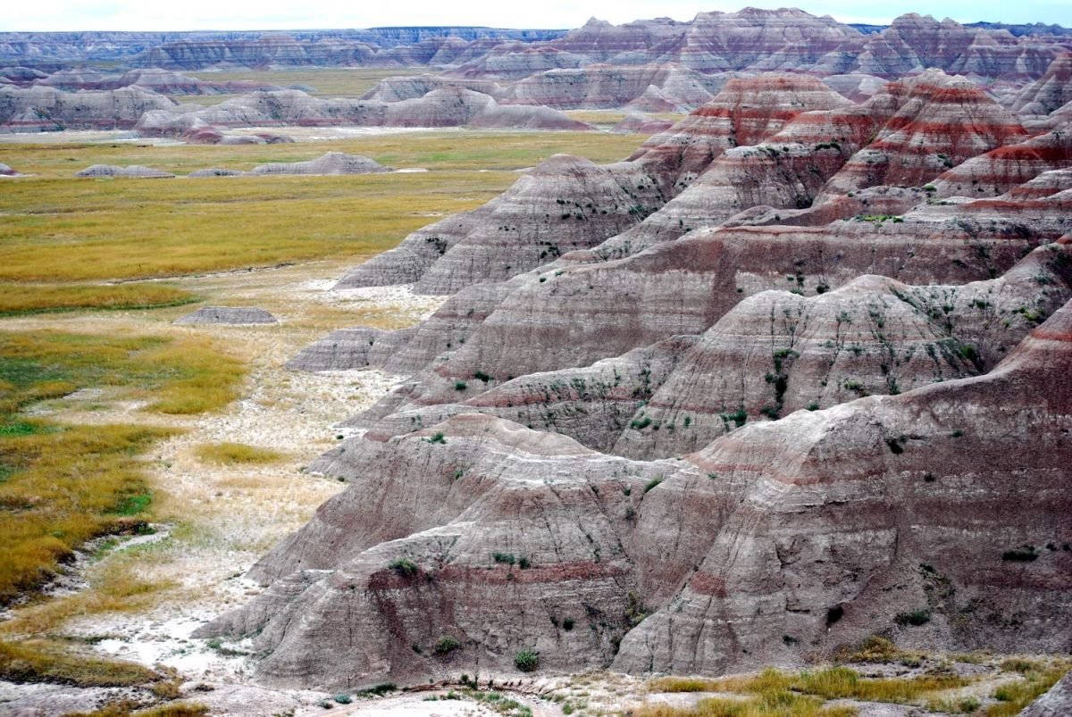Norbeck Pass, Badlands National Park, South Dakota, USA [photo: NPS]