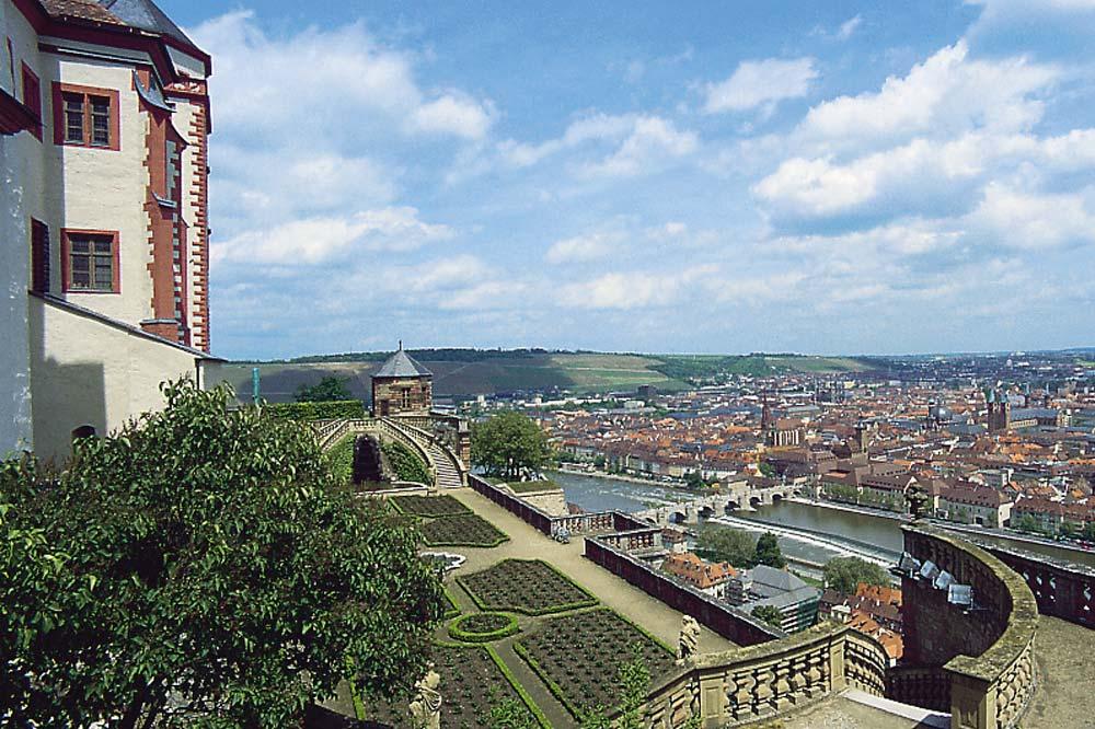 Fürstengarten [photo: Congress Tourismus-Wirtschaft Würzburg / Andreas Bestle]