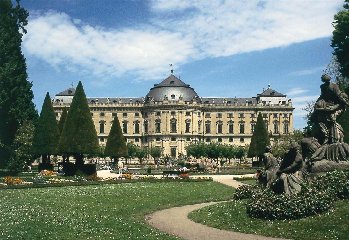 Residenzgarten Süd [photo: Congress Tourismus-Wirtschaft Würzburg / CTW]