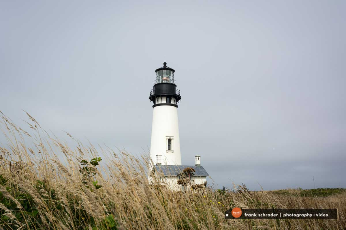 Yaquina Head Lighthouse, Oregon, USA [photo: frankschrader.us]