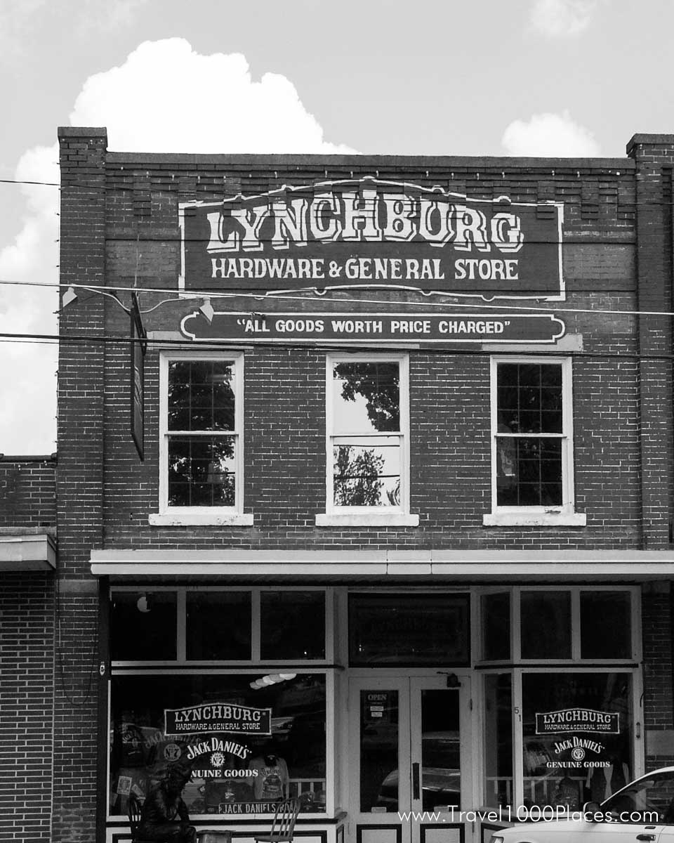 Lynchburg, Tennessee, USA [photo courtesy of www.frankschrader.us]