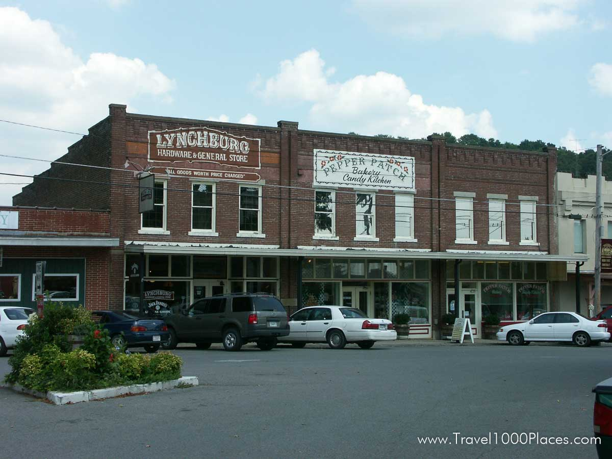 Lynchburg, Tennessee, USA