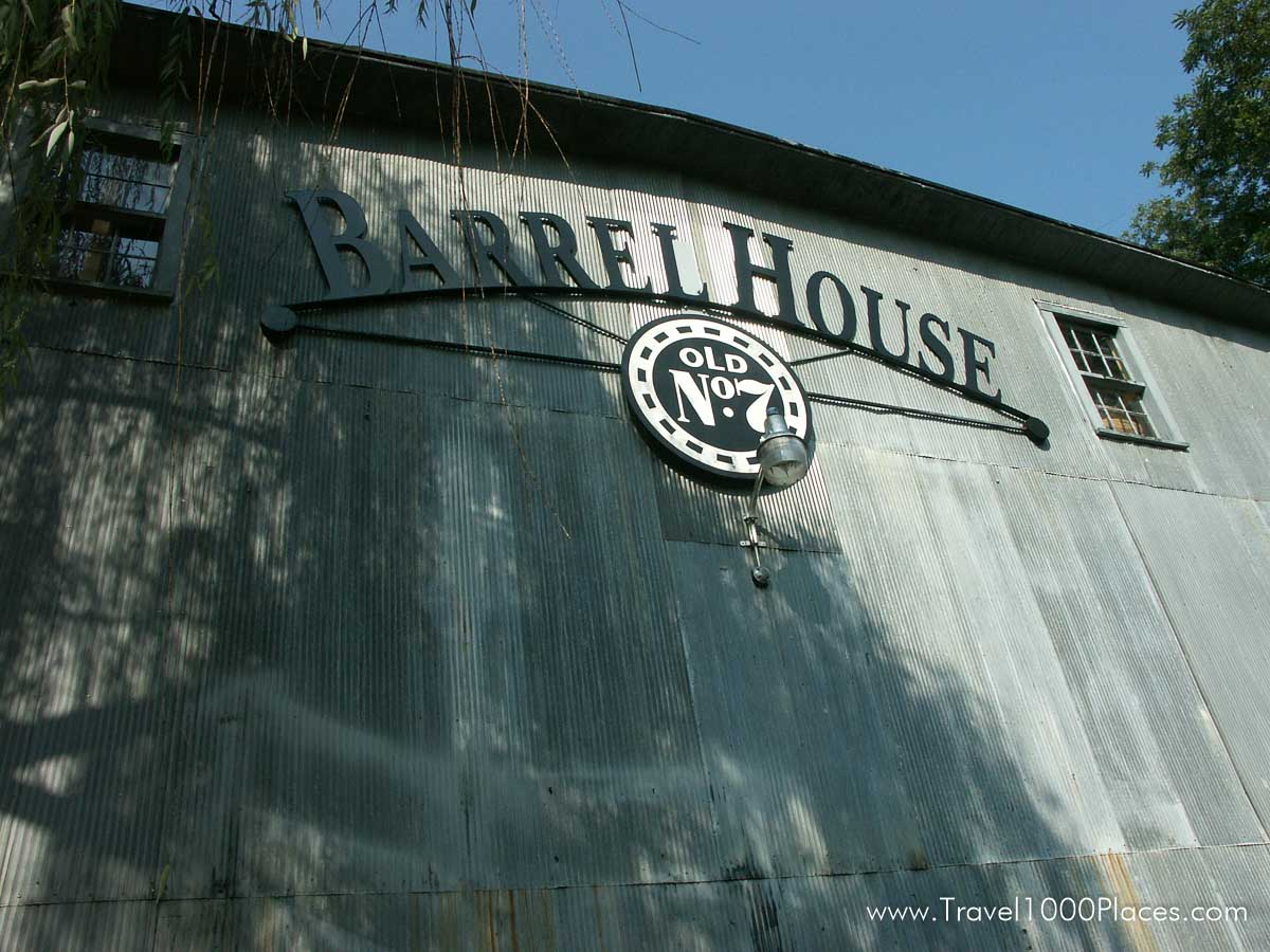 Jack Daniel's in Lynchburg, Tennessee, USA