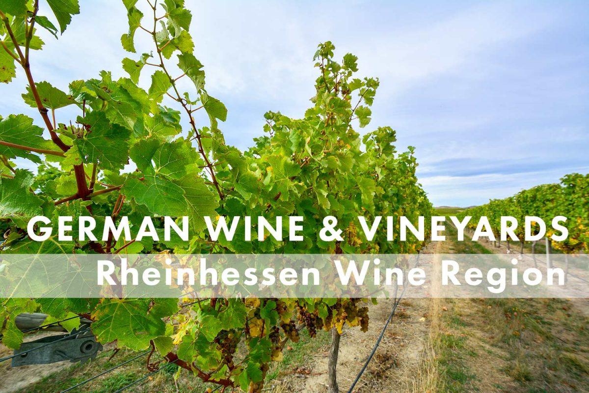Rheinhessen Wine Region -- German Wine and Regions