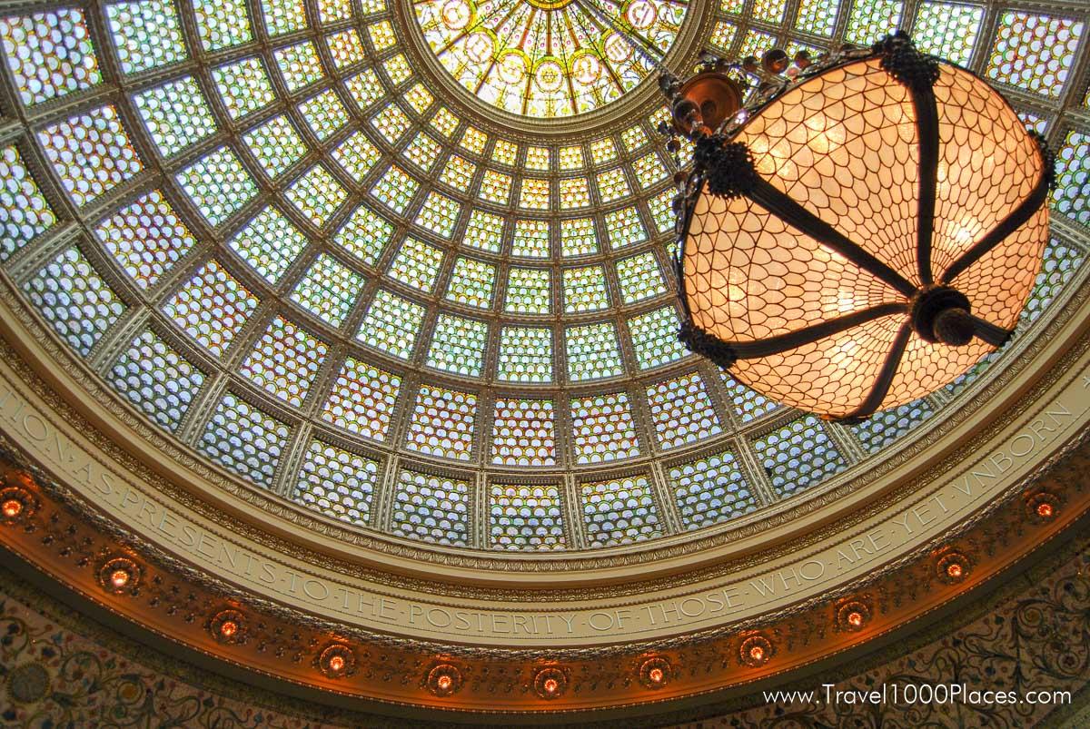 Cultural Center Chicago