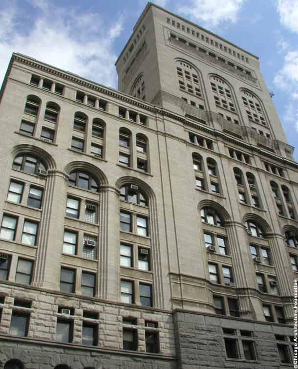 1889 Auditorium Building