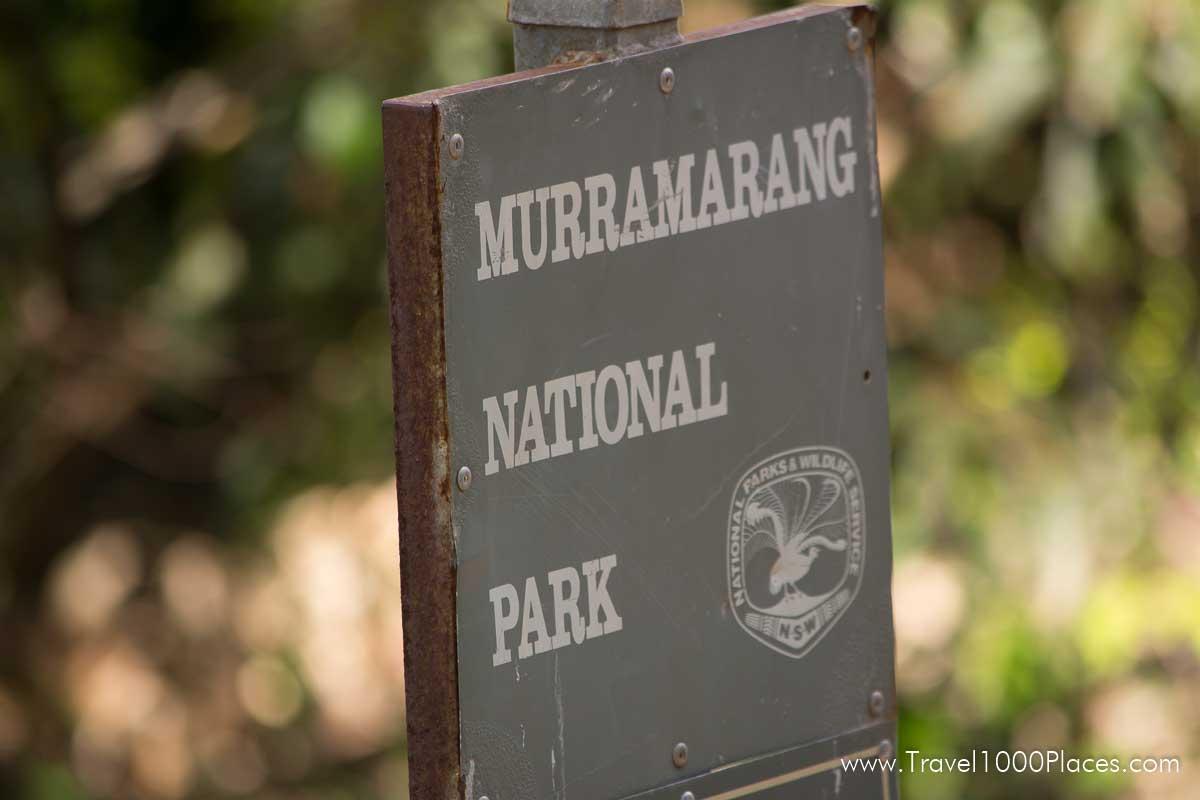 Murramarang National Park (Australia-NSW) near Batemans Bay